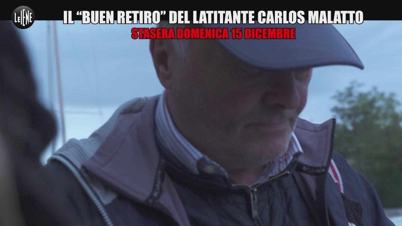 buen retiro latitante Carlos Malatto