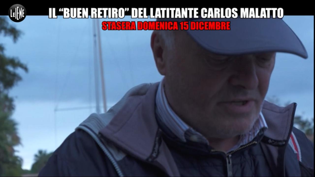 Carlos Malatto torturatore argentino nascosto Sicilia