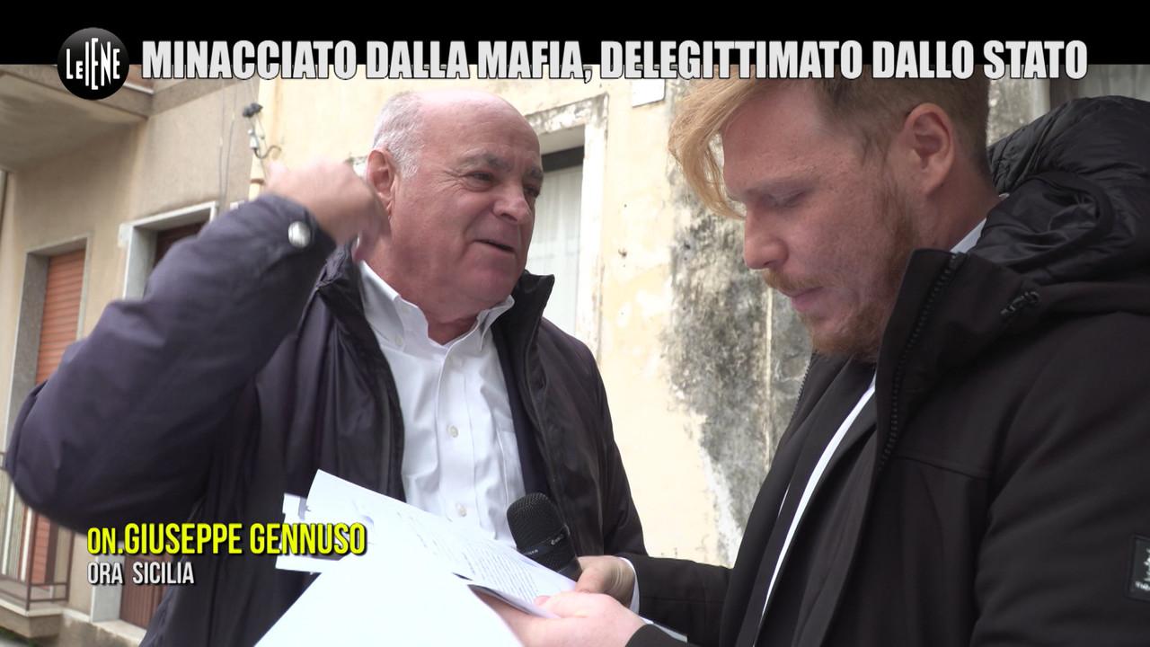 """Minacce mafiose e attacchi politici: Paolo Borrometi<span style=""""font-family: Arial, Helvetica, sans-serif; """">&nbsp;</span>"""