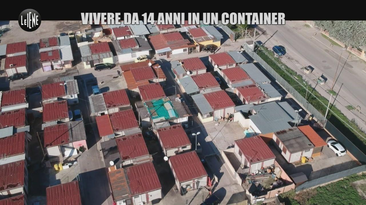 DI SARNO: Vivere da 14 anni tra muffa e blatte in un container: il dramma di 45 famiglie
