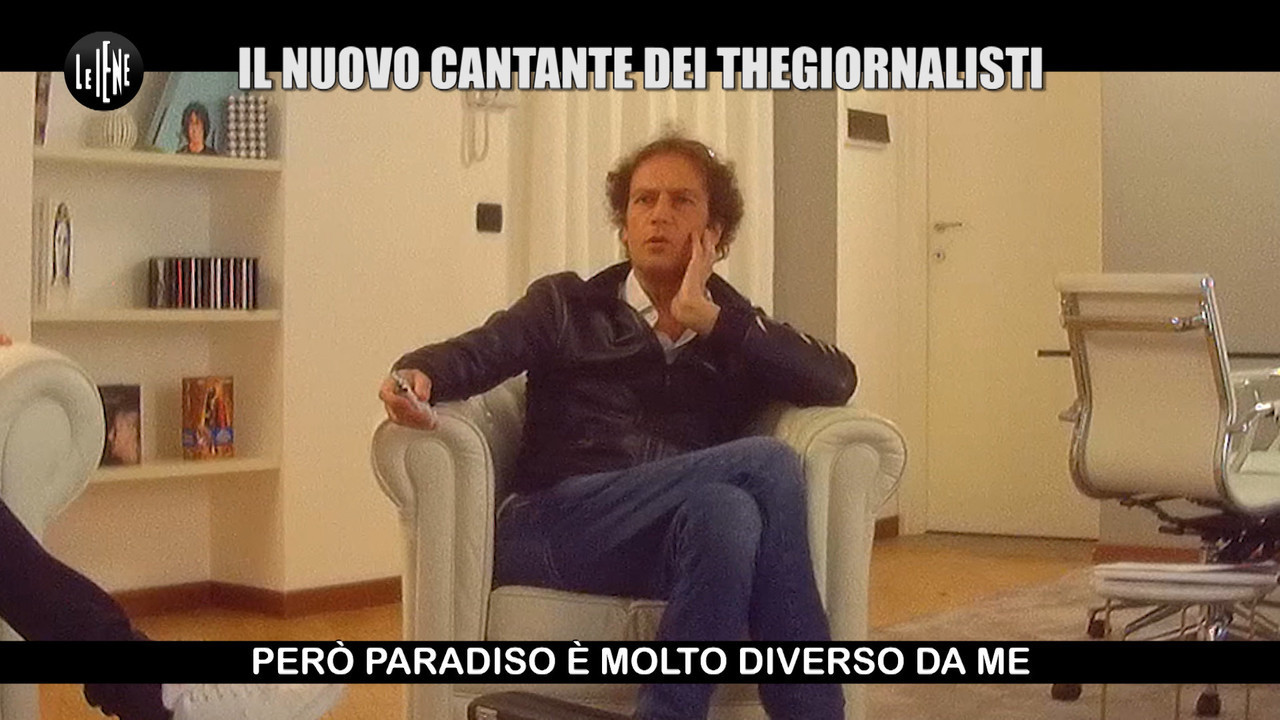GAZZARRINI: Lo scherzo: Tricarico sostituisce Tommaso Paradiso nei Thegiornalisti