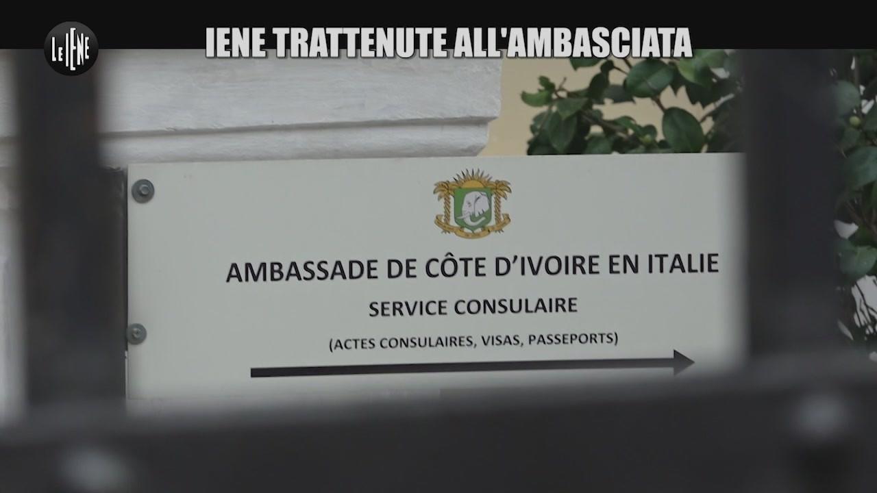 trattenuti ambasciata costa d'avorio