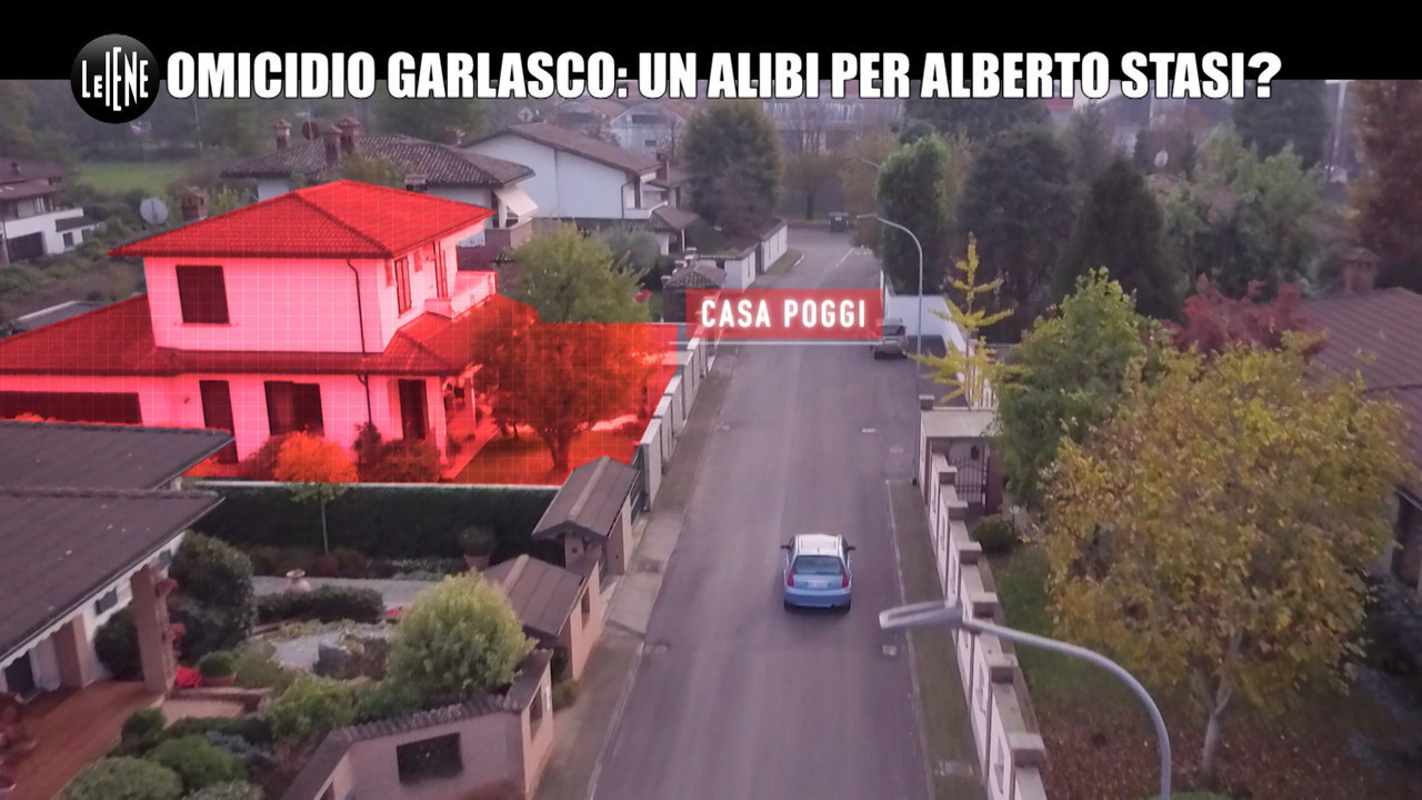 Omicidio garlasco alibi alberto stasi