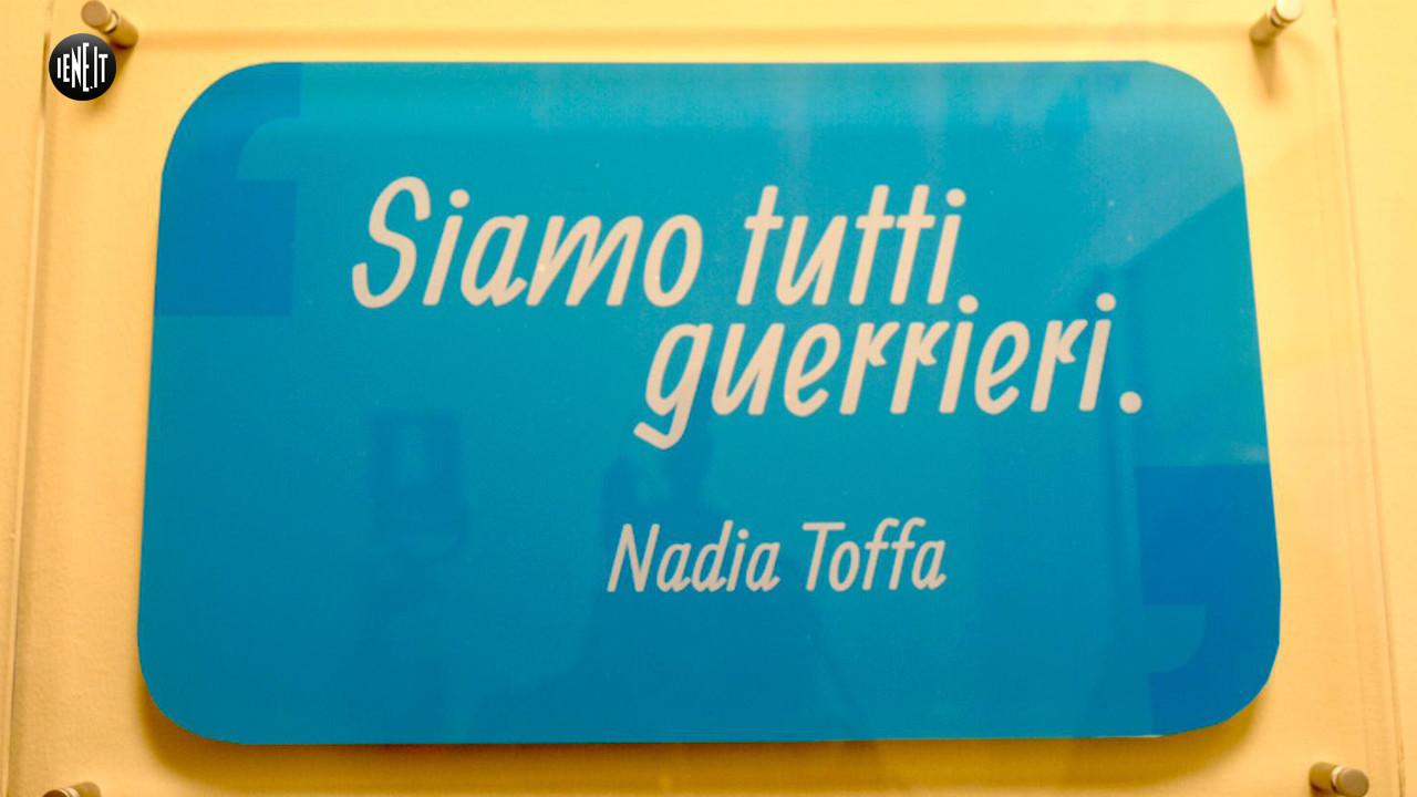 Intitolato a Nadia il reparto di Oncoematologia pediatrica