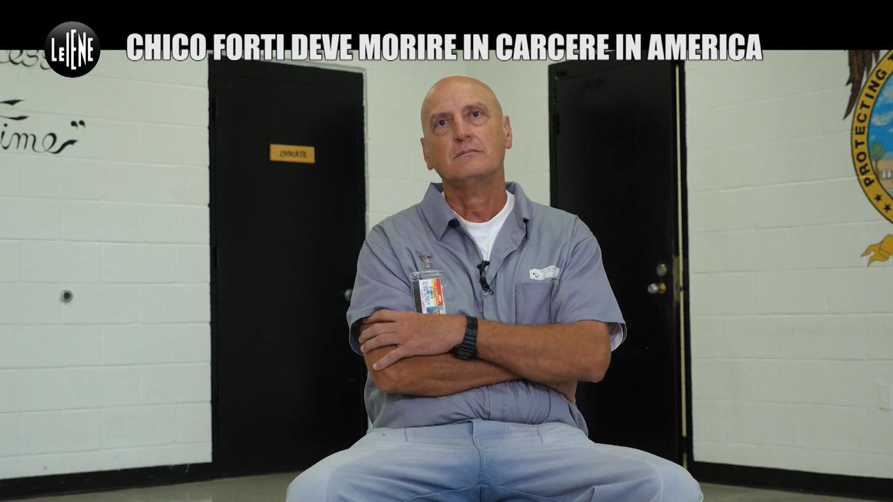 Chico Forti: l'intervista in carcere. Il 30 gennaio lo Speciale Le Iene