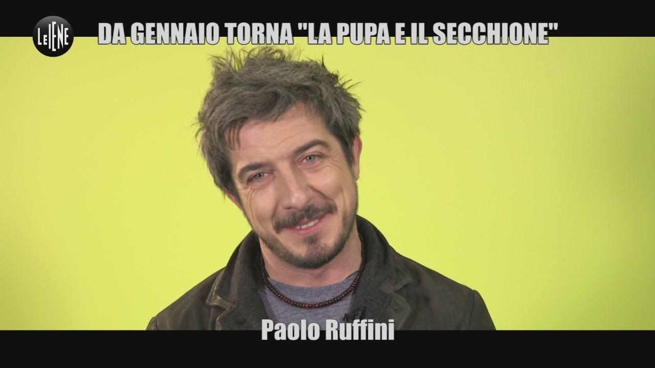 INTERVISTA: Paolo Ruffini, La pupa e il secchione e quella volta con Barbara...