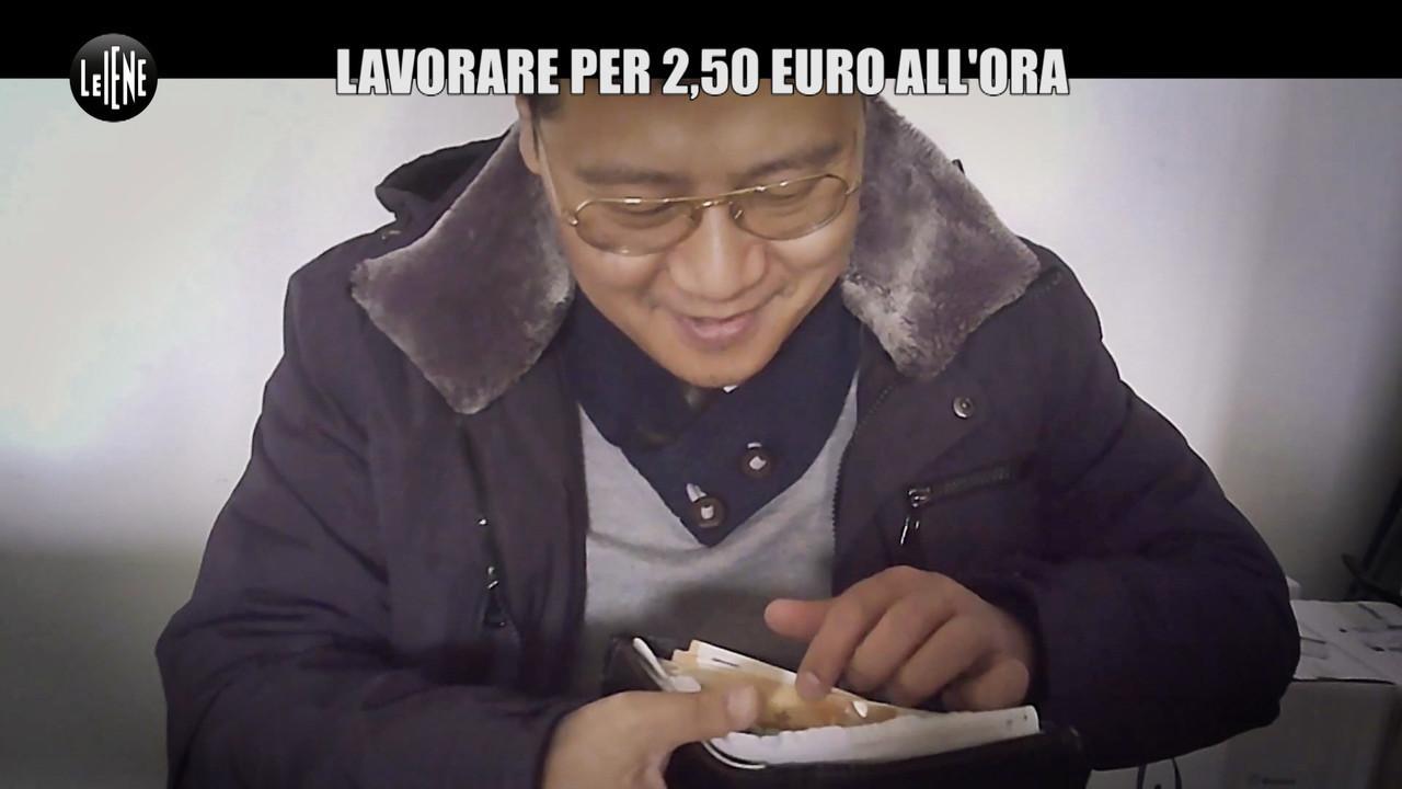 "REI: Italiani sfruttati da cinesi: gli ""schiavi"" di Johnny"