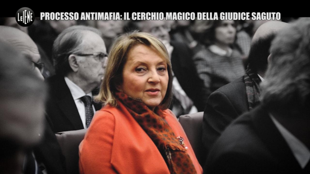 VIVIANI: Processo all'Antimafia, il cerchio magico intorno alla ex giudice Saguto