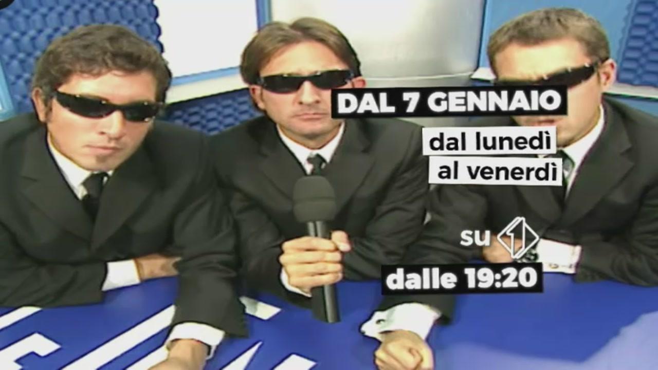 IENEYEH 7 gennaio Italia 1 Iene