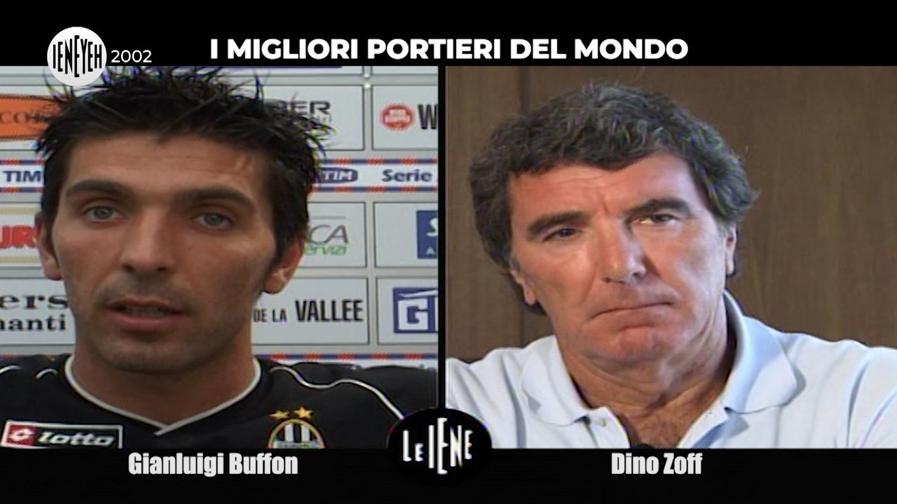 ieneyeh puntata Zoff Buffon