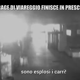 strage Viareggio giudici rischi