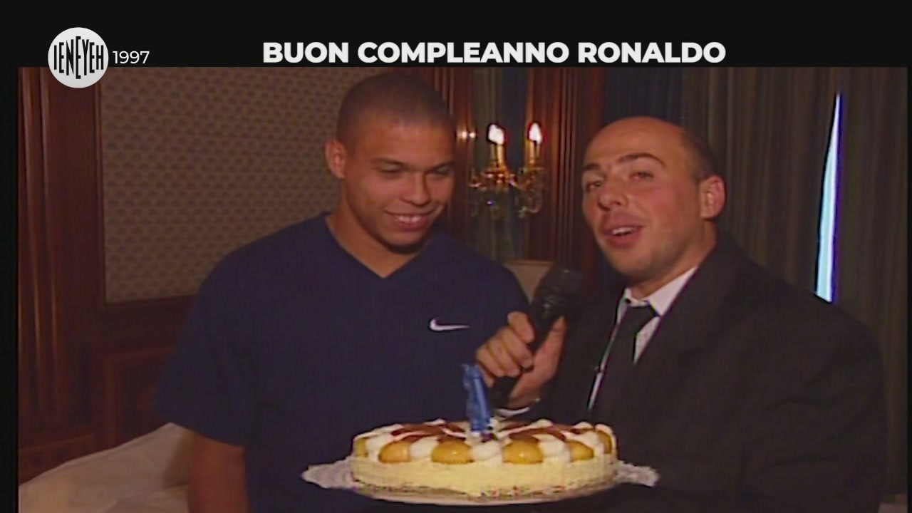 IENEYEH, 14 gennaio: Dal compleanno di Ronaldo, il fenomeno, alla pace tra Zeman e Deschamps