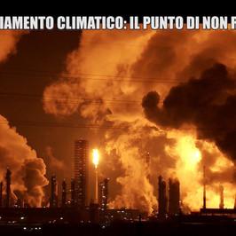 riscaldamento globale morti giovani