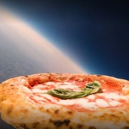 giornata mondiale pizza spazio