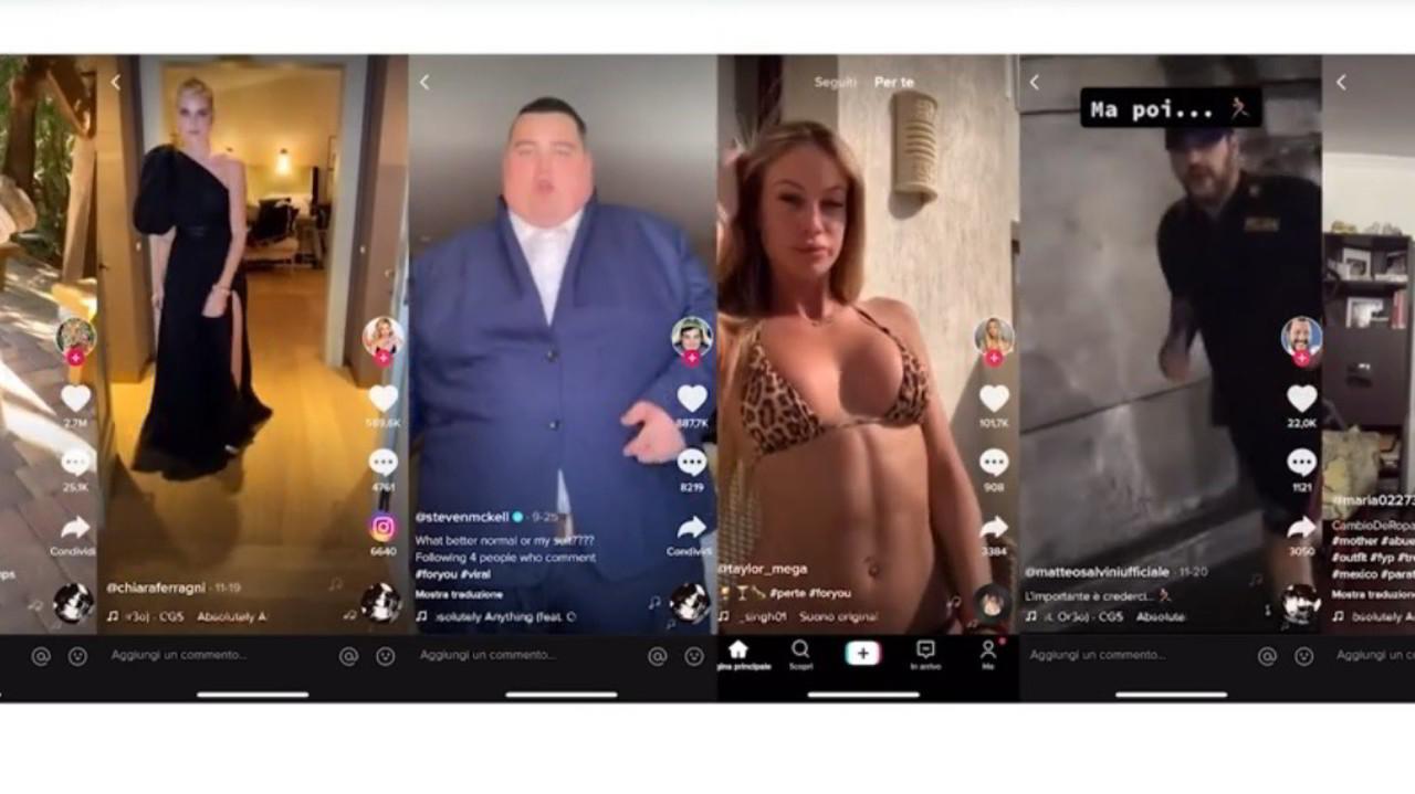 Tik Tok triplica gli utenti in Italia, ma i dubbi sulla privacy restano | VIDEO