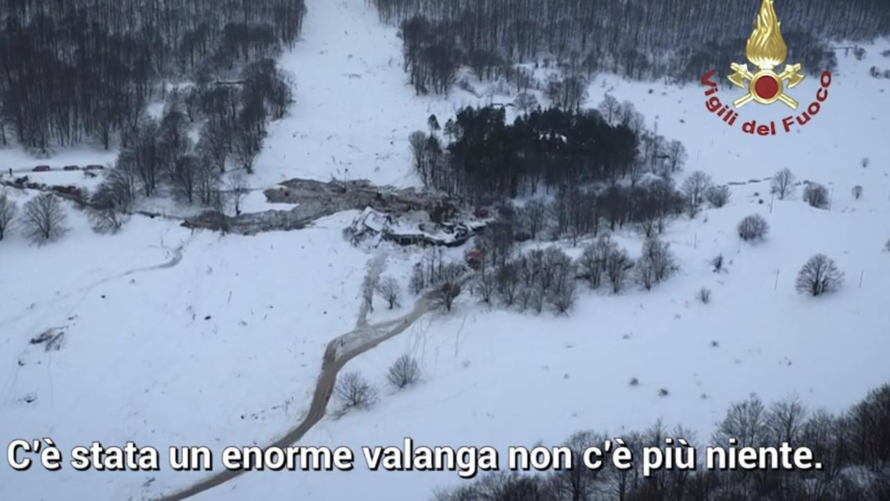 Rigopiano, a tre anni dalla tragedia ancora nessuna giustizia | VIDEO