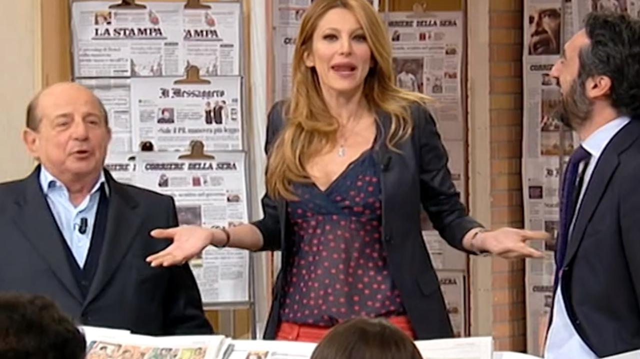 Adriana Volpe e Magalli: ancora polemica sui fatti… loro | VIDEO