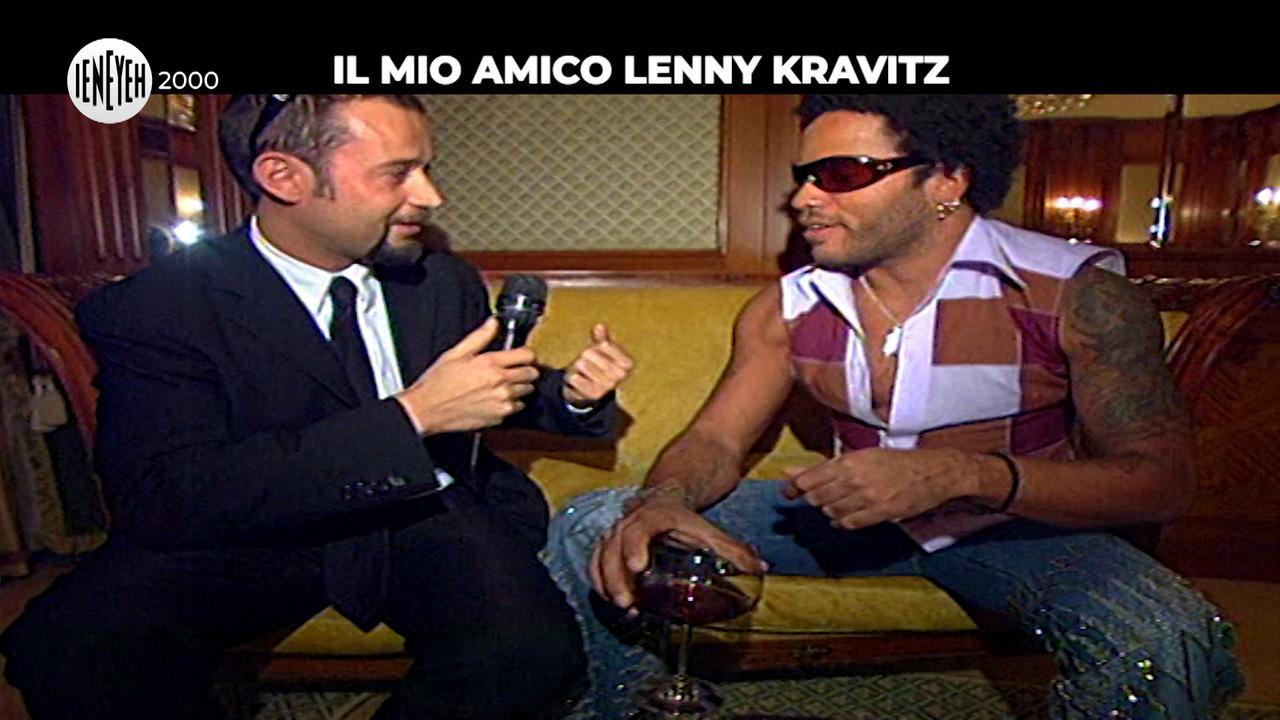 Lanny Kravitz amico