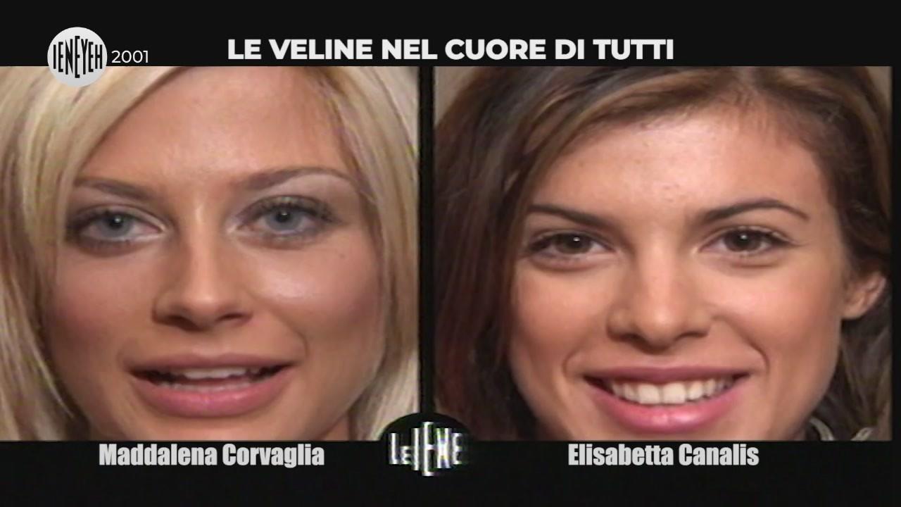 INTERVISTA: Maddalena Corvaglia ed Elisabetta Canalis