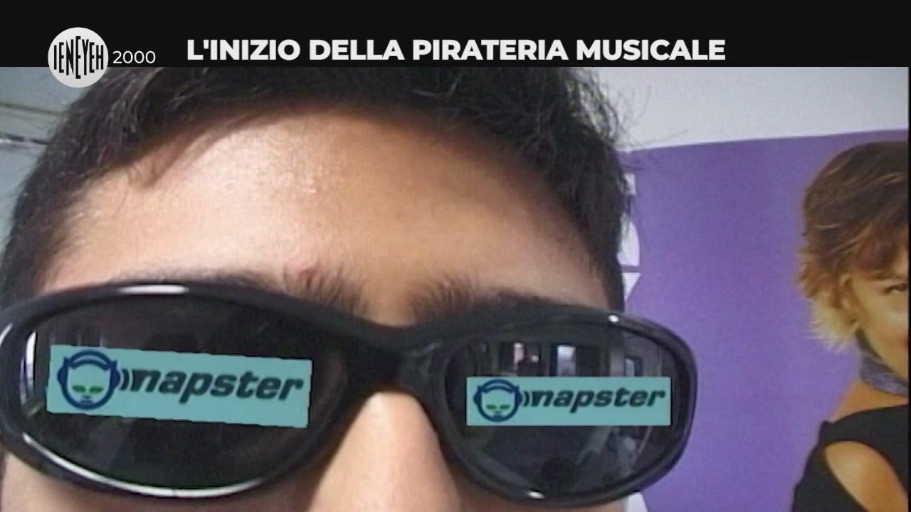 KARIM: Napster, l'inizio della pirateria musicale