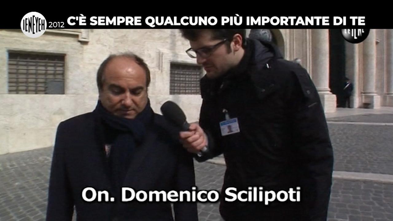 interviste interrotte scilipoti