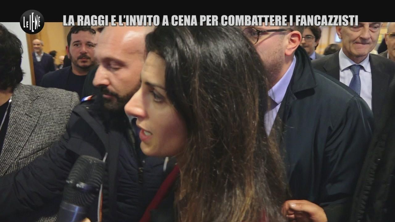 Emergenza rifiuti roma fannulloni raggi fancazzisti