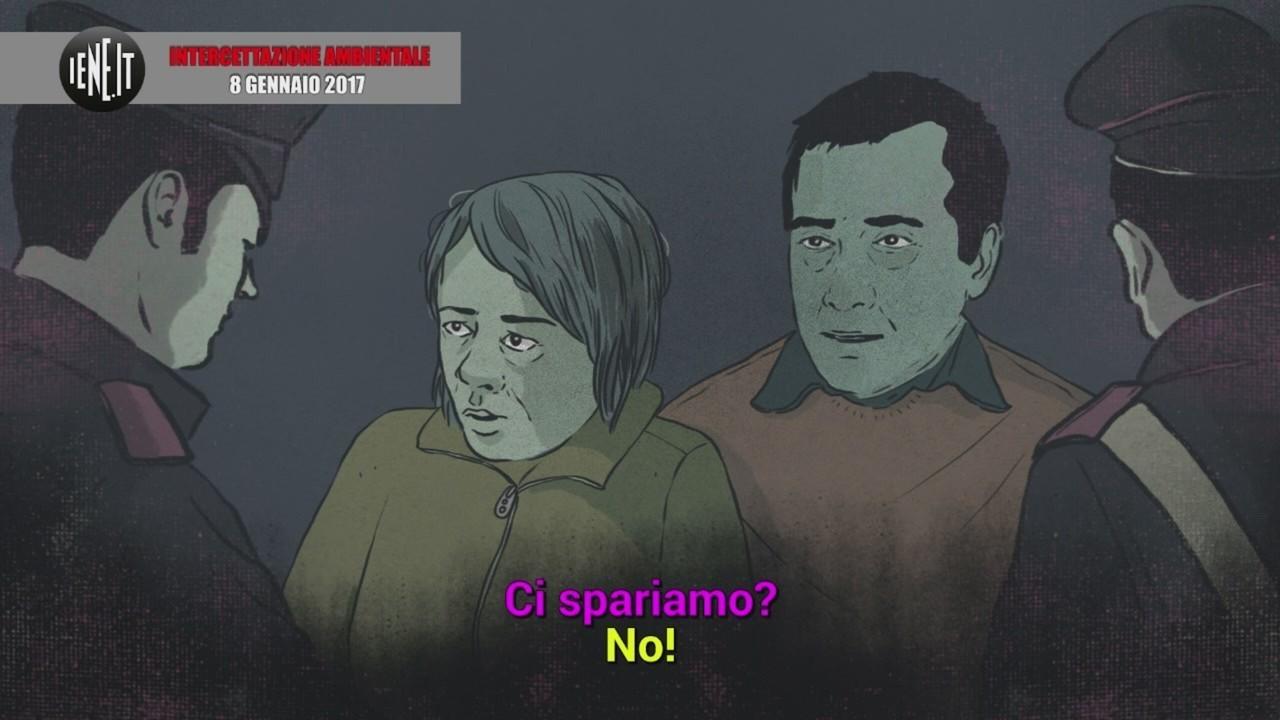 strage Erba Rosa Bazzi carabinieri