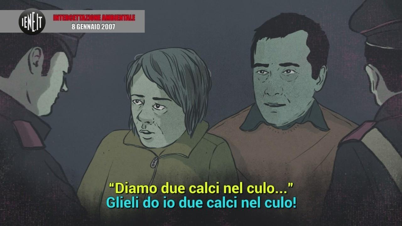 strage Erba Rosa carabinieri