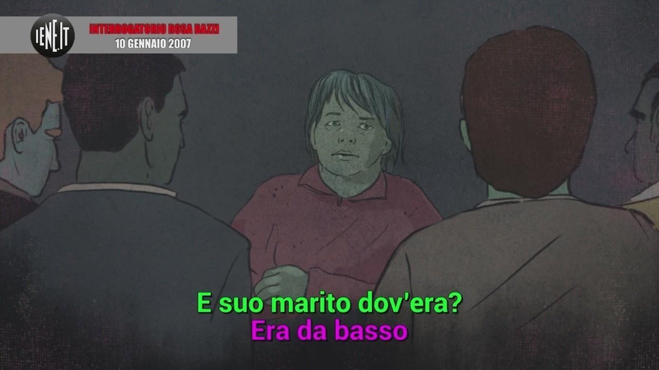 Rosa Bazzi Confessione errori