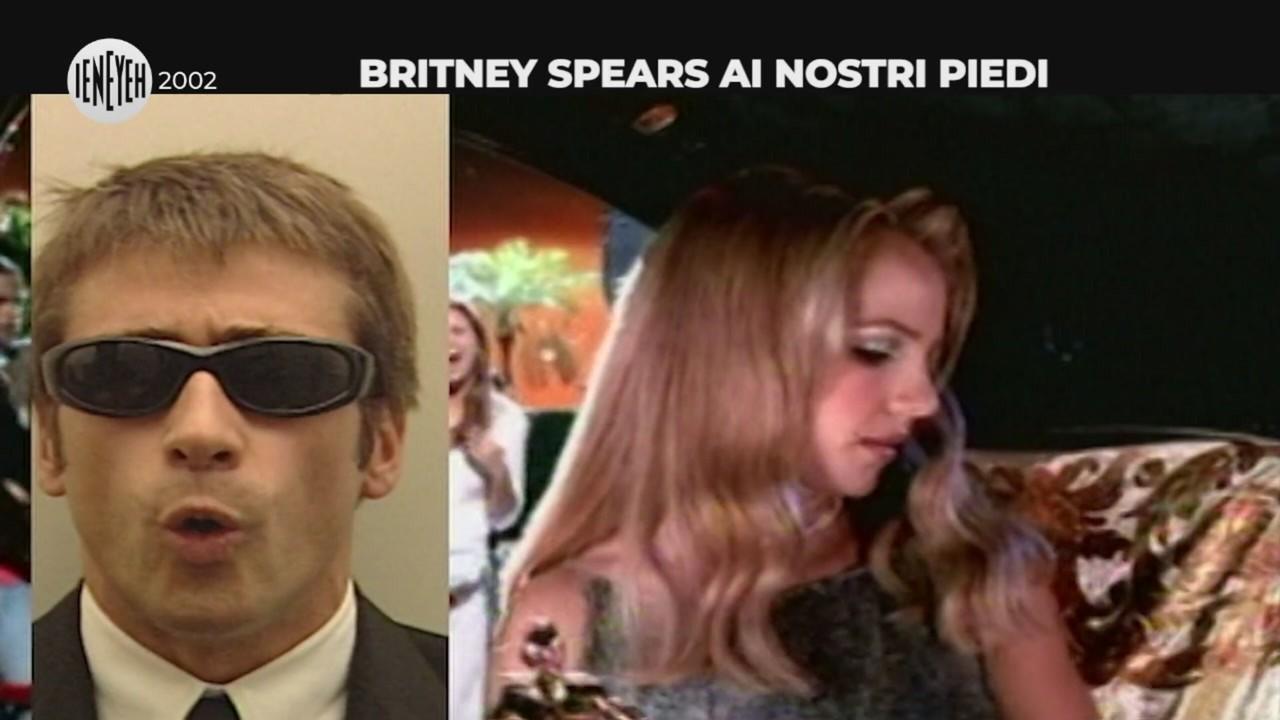 Britney Spears pellizzari