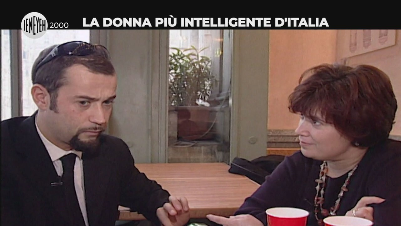 donna intelligente italia