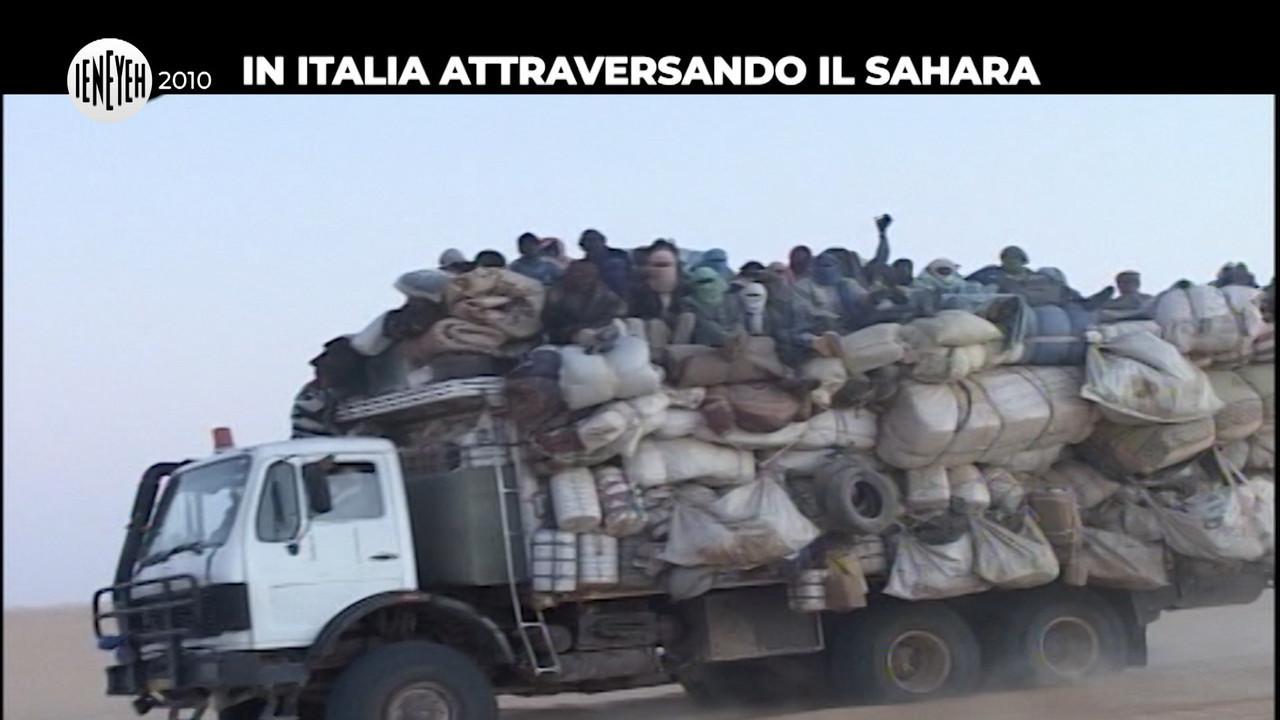 viaggio migranti africa