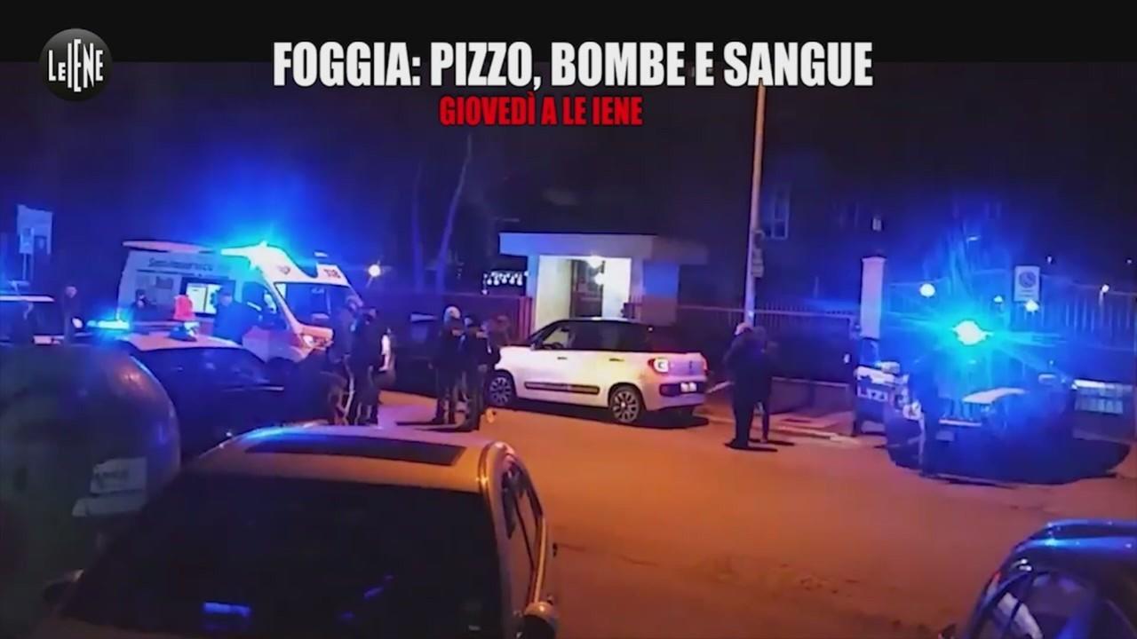 società foggiana mafia bombe pizzo omicidi