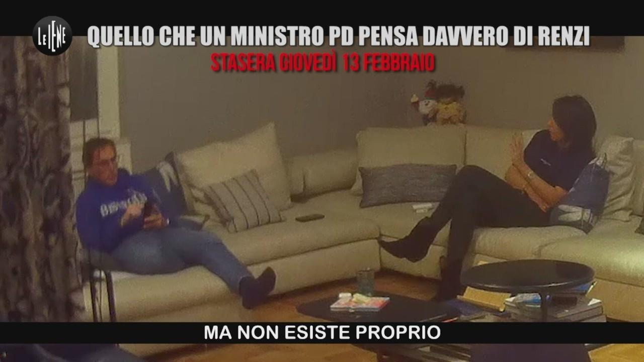scherzo Francesco Boccia moglie Renzi