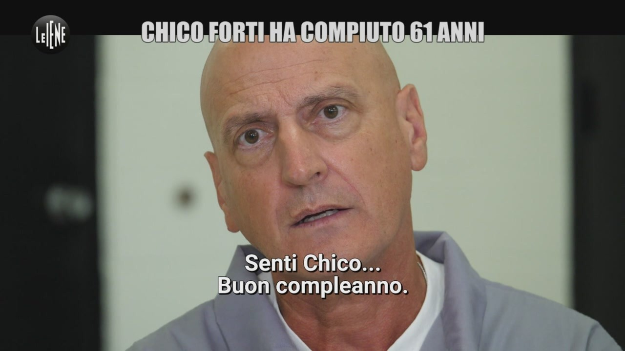"""GASTON ZAMA: Il compleanno di Chico Forti: """"Grazie per aver smosso l'Italia"""""""