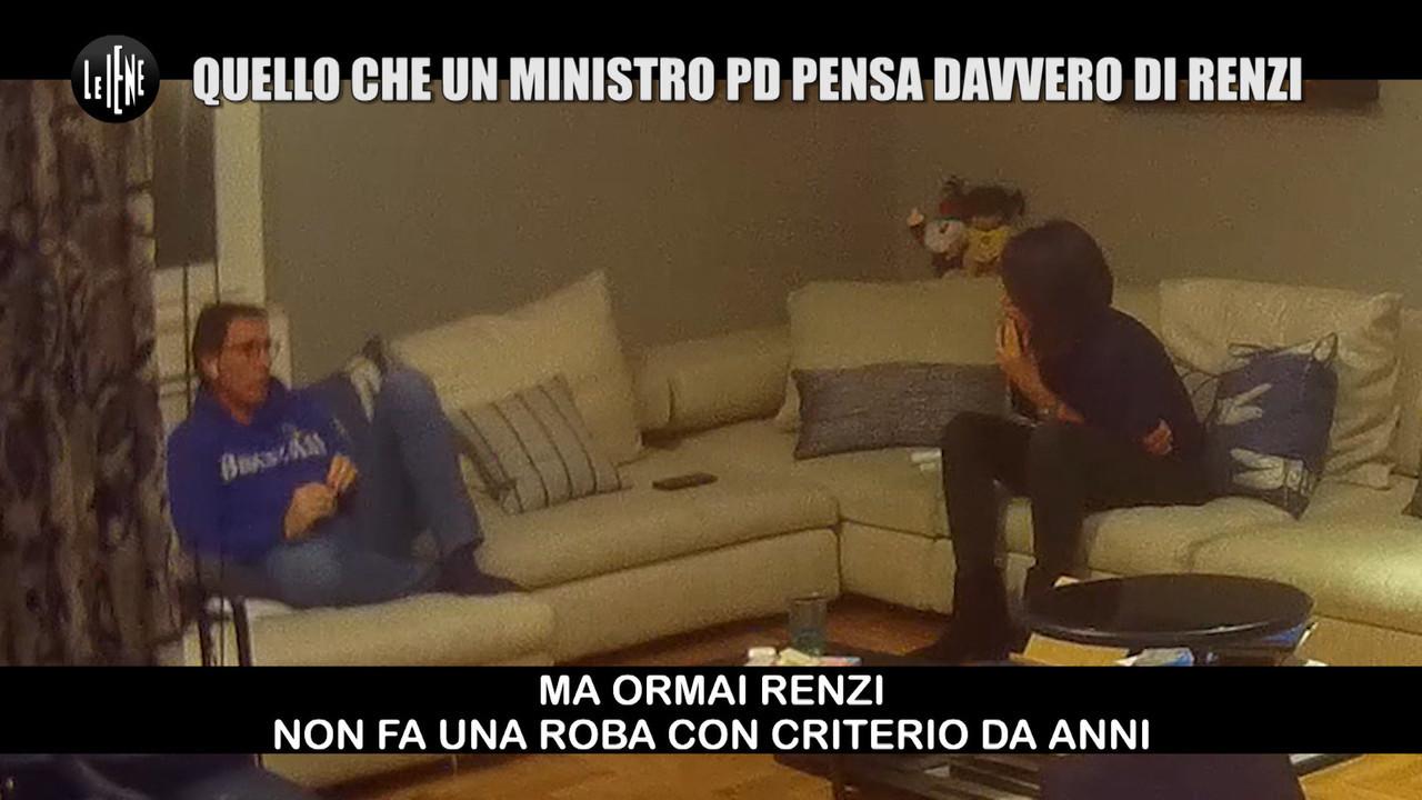 Lo scherzo a Boccia: la moglie Nunzia De Girolamo in politica con Renzi
