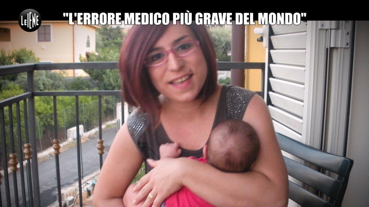 LA VARDERA: La storia di Valeria, morta per una dose killer di chemioterapia