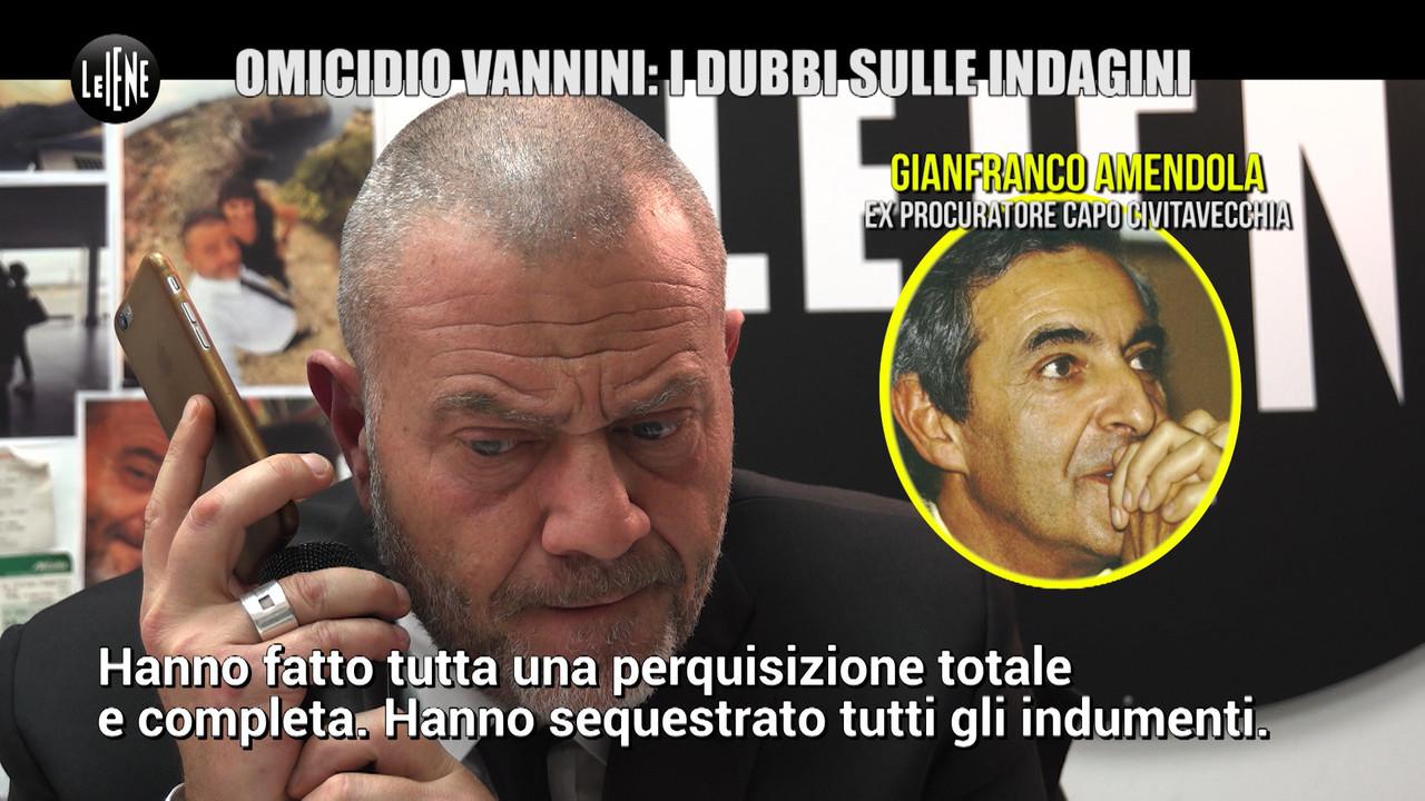 GOLIA: Omicidio Vannini: i 6 dubbi sulle indagini e le reazioni dei magistrati