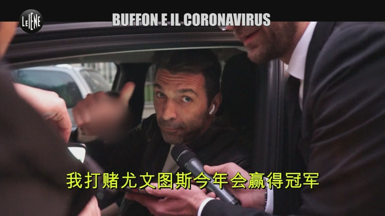 CORTI E ONNIS: Gigi Buffon si scusa con i tifosi cinesi dopo la gaffe sul coronavirus