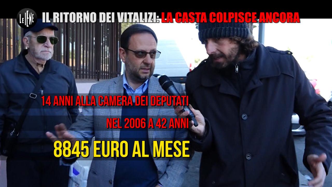 ROMA: Vitalizi alla politica: torna la casta?