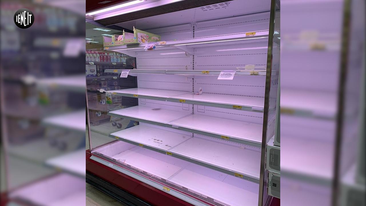 coronavirus supermercati lodigiano