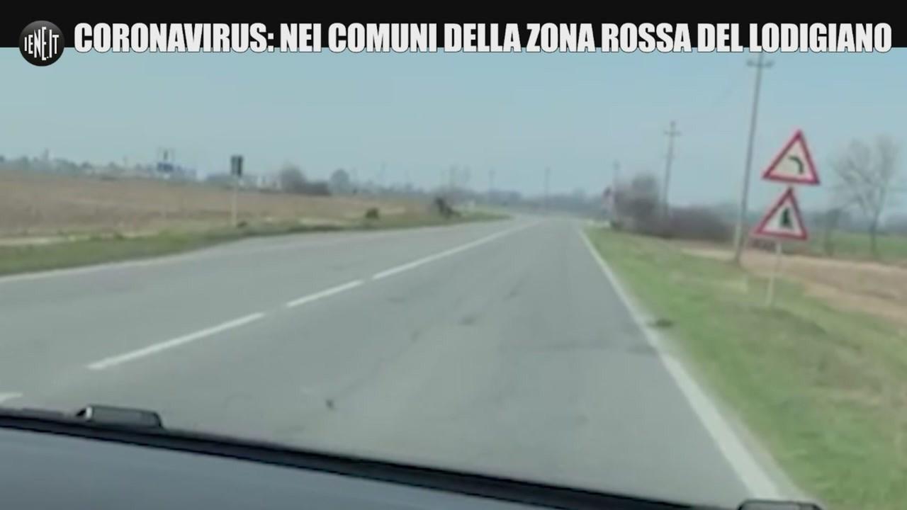 coronavirus paesi zona rossa nord italia