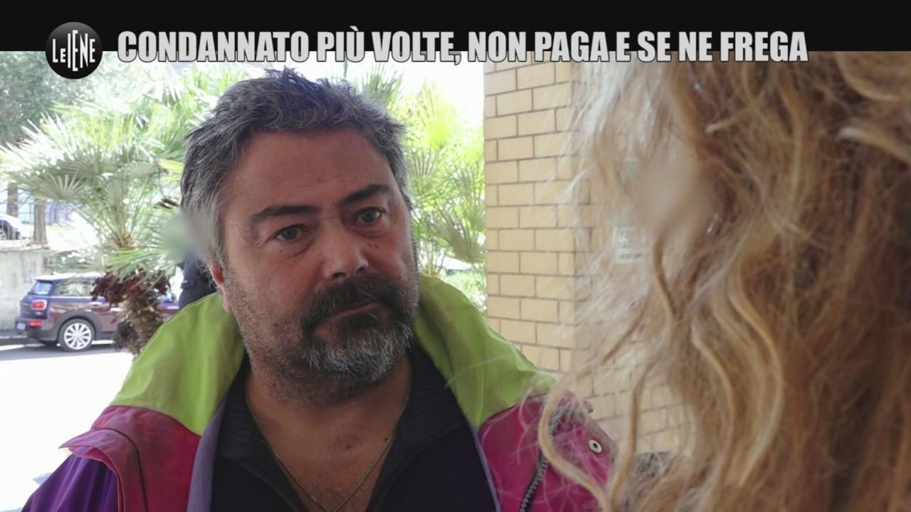 """NINA: Condannato dallo Stato, non paga risarcimento: """"Papà è morto, non ha mai chiesto scusa"""""""