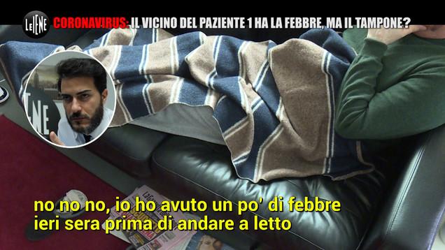 Coronavirus, nessun tampone per il vicino del paziente 1 di Codogno? | VIDEO
