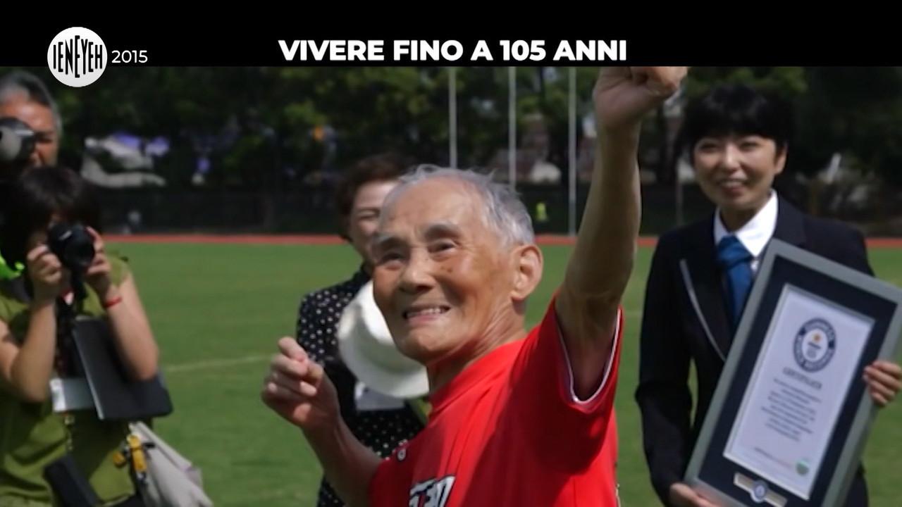 TOFFA: I centenari giapponesi