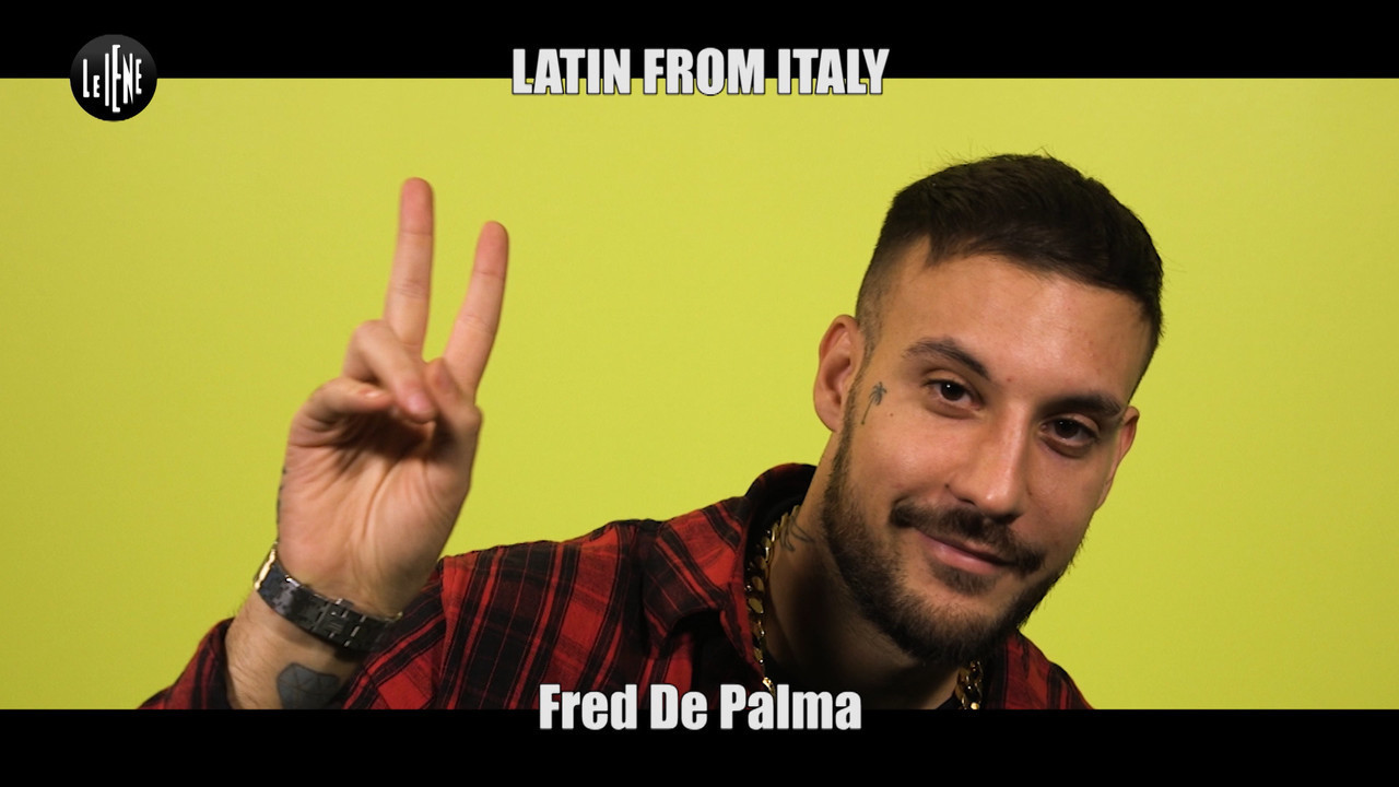 INTERVISTA: L'intervista a Fred De Palma tra freestyle e domande piccanti