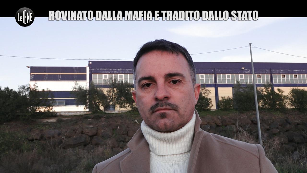 SCHEMBRI: Rovinato dalla mafia e abbandonato dallo Stato