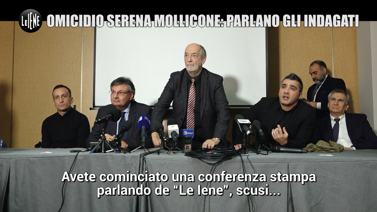 RUGGERI: Omicidio Serena Mollicone: parlano gli indagati. E il criminologo ci attacca