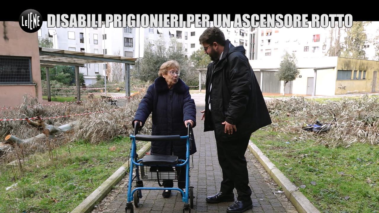 disabili prigionieri non esistiamo più