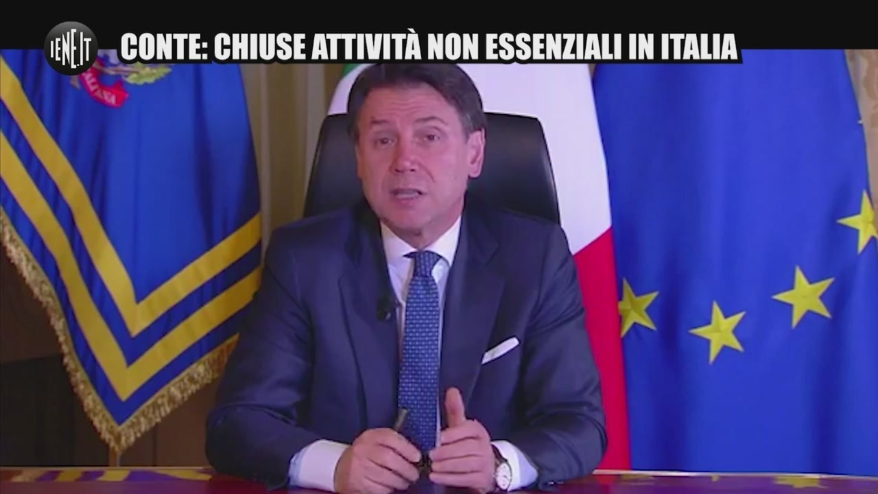 coronavirus conte attivita italia